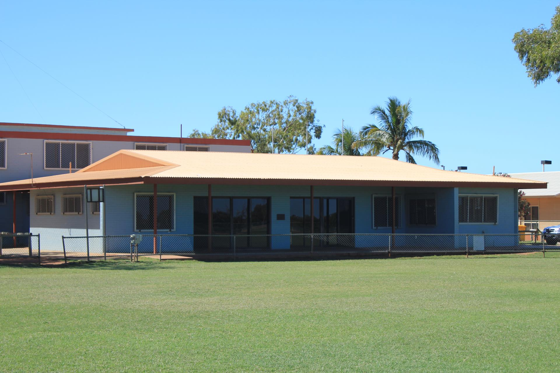Recreation Centre External
