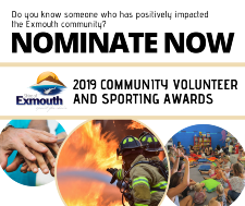 Community Volunteer and Sporting Awards 2019