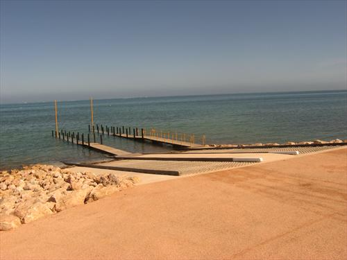 Boat Ramps » Shire of Exmouth, WA