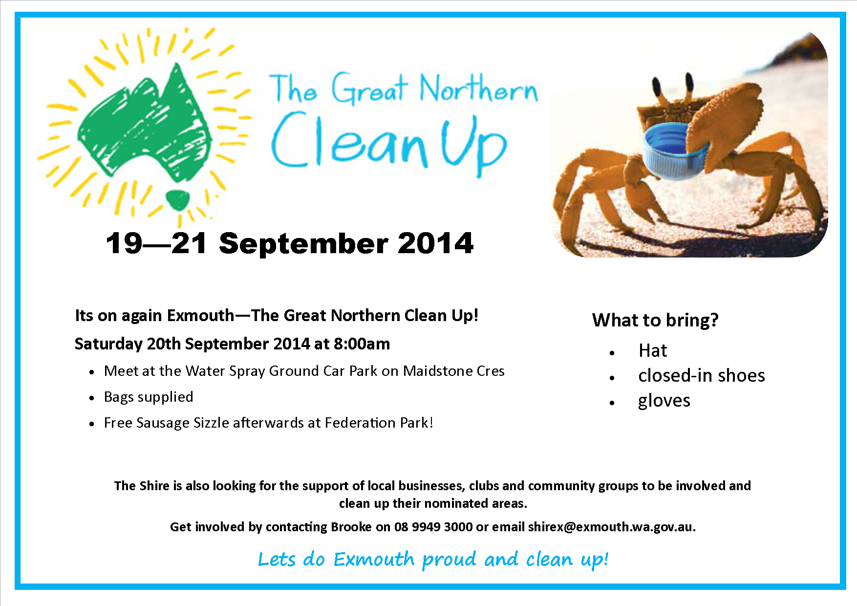 Great Northern Clean Up 2014