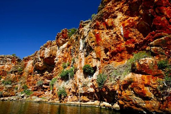 Tourism - Yardie Creek - Cape Range National Park