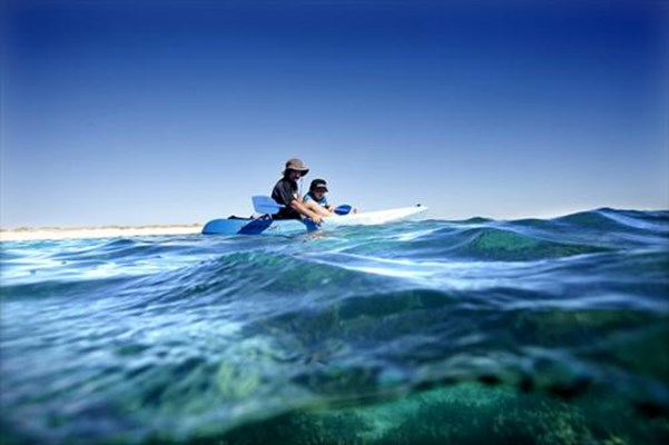 Tourism - Kayaking Ningaloo