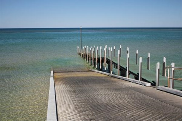 Facilities & Boat Ramps - Bundegi Boat Ramp