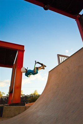 Facilities & Boat Ramps - Exmouth Skate Park 3