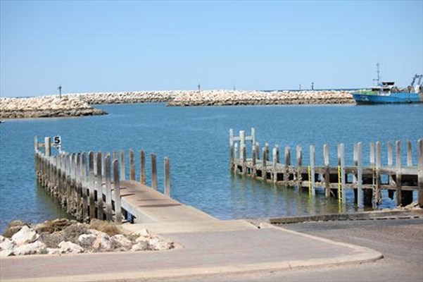 Facilities & Boat Ramps - Exmouth Boat Harbour