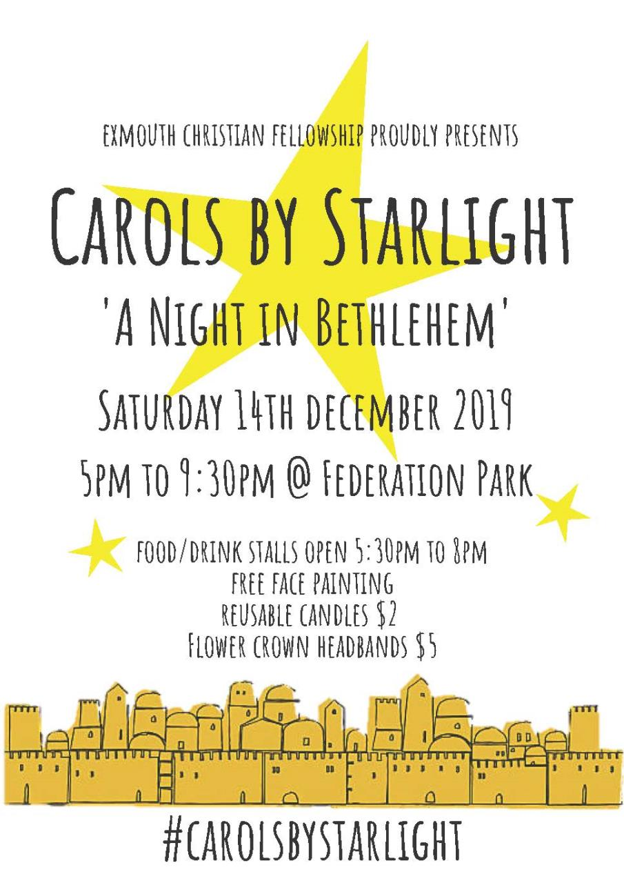 Carols by Starlight